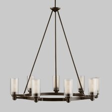 Circolo 9 Light Chandelier