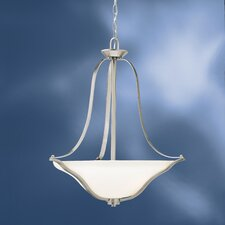 Langford 3 Light Inverted Pendant