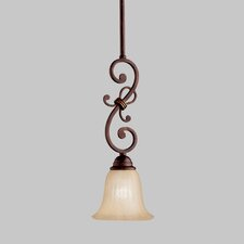 Wilton 1 Light Mini Pendant