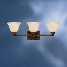 <strong>Kichler</strong> Langford 3 Light Vanity Light