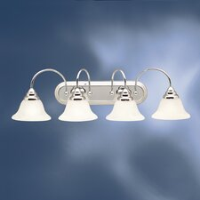 Telford 4 Light Vanity Light