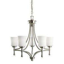 Wharton 5 Light Chandelier
