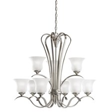 Wedgeport 9 Light Chandelier