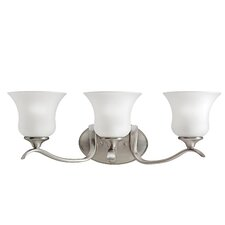 <strong>Kichler</strong> Wedgeport 3 Light Vanity Light