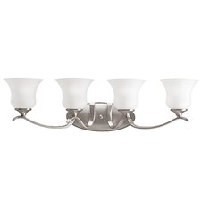 <strong>Kichler</strong> Wedgeport 4 Light Vanity Light