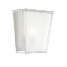 Urban Ice 1 Light Wall Sconce