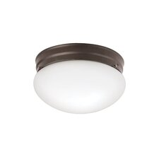<strong>Kichler</strong> Ceiling Space 2 Light 60W Flush Mount