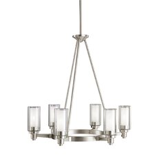 <strong>Kichler</strong> Circolo 6 Light Chandelier