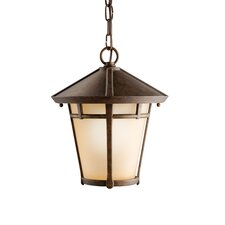 Melbern 1 Light Outdoor Hanging Lantern