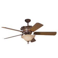"54"" Wilton 5 Blade Ceiling Fan"