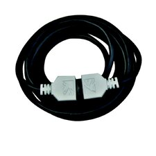 "Modular LED 96"" Power Supply Lead in Black"