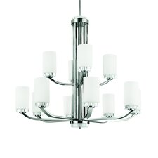 <strong>Kichler</strong> Reynes 12 Light Chandelier