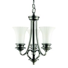 Abbeyville 3 Light Mini Chandelier