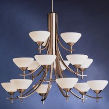 <strong>Kichler</strong> Olympia 15 Light Chandelier