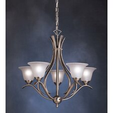 <strong>Kichler</strong> Dover 5 Light Chandelier