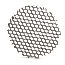 Black Louver Hexcell Large