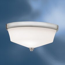 <strong>Kichler</strong> Langford 2 Light Flush Mount