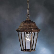 <strong>Kichler</strong> Townhouse 1 Light Outdoor Ceiling Pendant