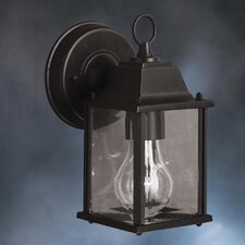 New Street Outdoor Wall Lantern