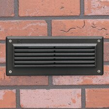 <strong>Kichler</strong> Louvered Brick Step Light