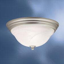 Telford 2 Light Flush Mount