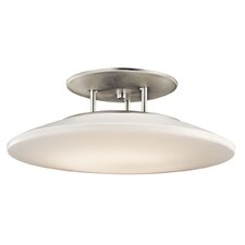 Ara 1 Light Semi Flush Mount