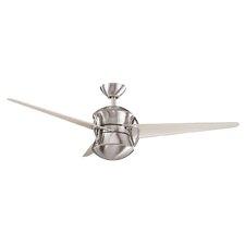 "54"" Cadencec 3 Blade Ceiling Fan"