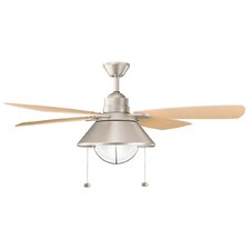 "<strong>Kichler</strong> 54"" Seaside 4 Blade Ceiling Fan"