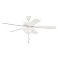 "<strong>Kichler</strong> 52"" Sterling Manor 5 Blade Ceiling Fan"