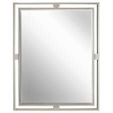 <strong>Kichler</strong> Hendrik Mirror in Brushed Nickel