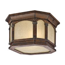 <strong>Kichler</strong> Duquesne 2 Light Flush Mount