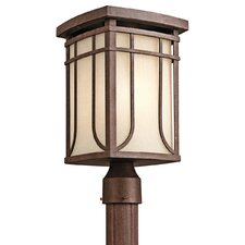 Riverbank 1 Light Post Lantern