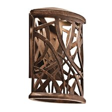 Maya Palm Wall Sconce