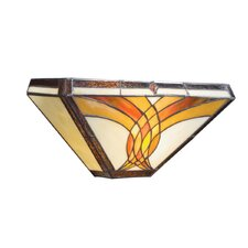 <strong>Kichler</strong> Sonora Tiffany 2 Light Wall Sconce