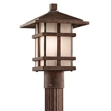 Cross Creek 1 Light Post Lantern