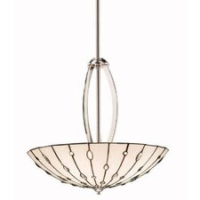 <strong>Kichler</strong> Cloudburst 4 Light Inverted Pendant