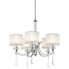 Parker Point 5 Light Chandelier