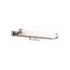 "<strong>Kichler</strong> Jervis 27"" 1 Light Bath Bar in Polished Chrome"