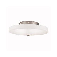 Adao 2 Light Semi Flush Mount