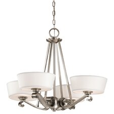 Livingston 4 Light Chandelier