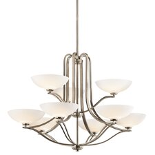 Chatham 9 Light Chandelier