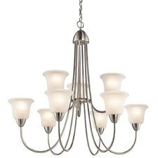 <strong>Kichler</strong> Nicholson 9 Light Chandelier