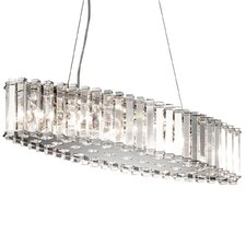 Crystal Skye 8 Light Chandelier