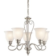<strong>Kichler</strong> Tanglewood 5 Light Chandelier