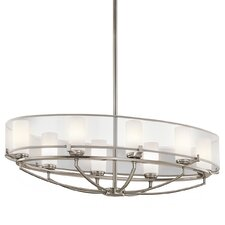 Saldana 8 Light Chandelier
