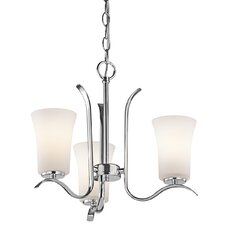 <strong>Kichler</strong> Armida 3 Light Chandelier