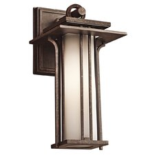 Priya 1 Light Outdoor Wall Sconce