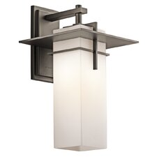 Caterham 1 Light Outdoor Wall Sconce