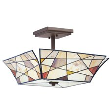 Pending Family Assignment 3 Light Semi Flush Mount
