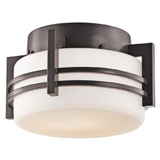 Creston Outdoor Flush Mount